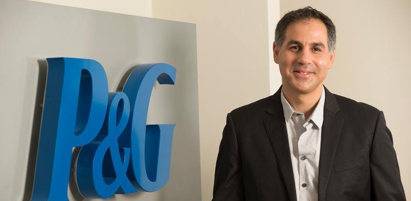 """אופיר גוטמן, מנכ""""ל חברת פרוקטר אנד גמבל בישראל  / צילום:רמי זרנגר"""