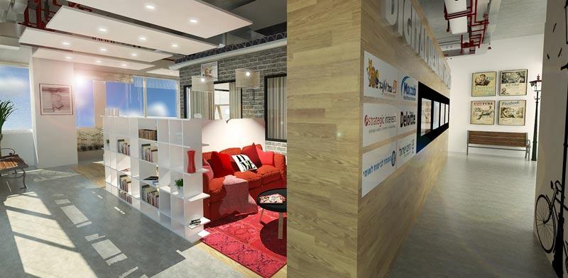 Senior citizens innovation lab Beersheva  photo: courtesy CDI