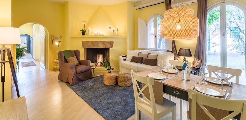 Resort suite in Rome Photo: Sweet Inn