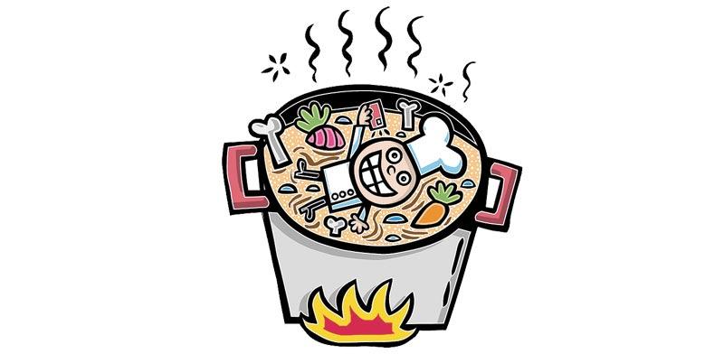 הפרעת אכילה / איור: תמיר שפר
