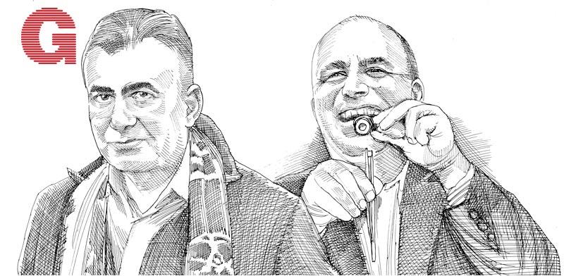 יהלומים, כדורגל ועכשיו גם רשת פארם חדשה: מי אתם, האחים איציק ושרון ניסנוב?
