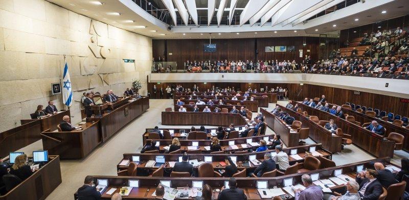 מליאת הכנסת / צילום: שאטרסטוק, א.ס.א.פ קריאייטיב