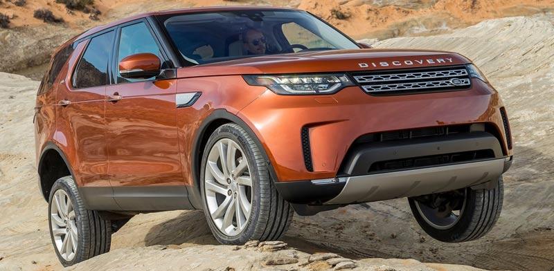 לנדרובר דיסקברי החדש: רכב מתוחכם שעלול להטעות בהתחלה