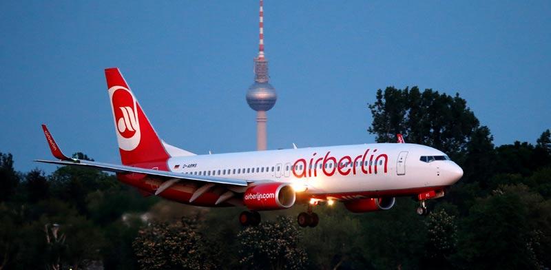 Air Berlin / צילומים:רויטרס