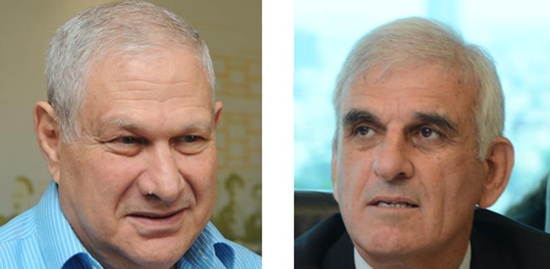 יוסי בכר ודוד ברודט / צילומים : איל יצהר