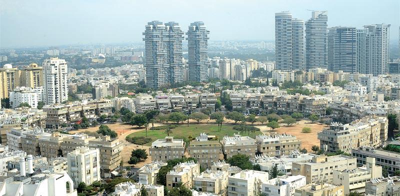 Kikar Hamedina Tel Aviv Photo: Eyal Yizhar
