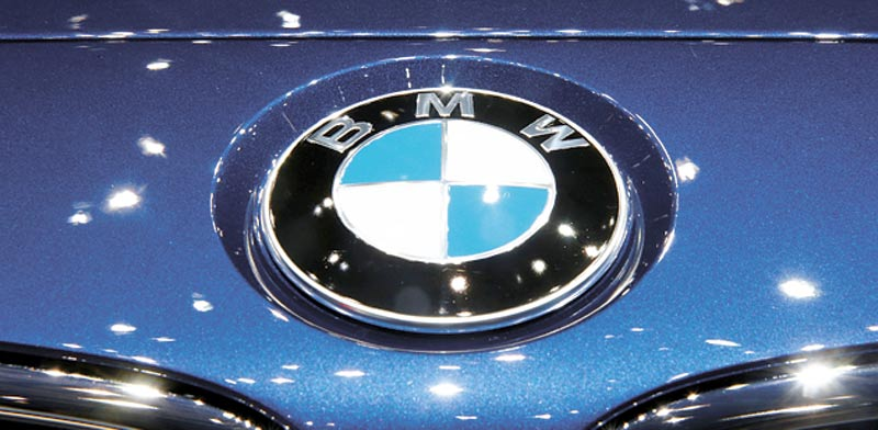 BMW  photo: Reuters