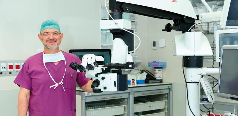 """""""ניתוח קטרקט מאפשר לתקן הרבה יותר מאיכות הראייה"""""""