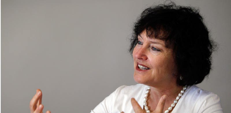 Karnit Flug Photo: Reuters