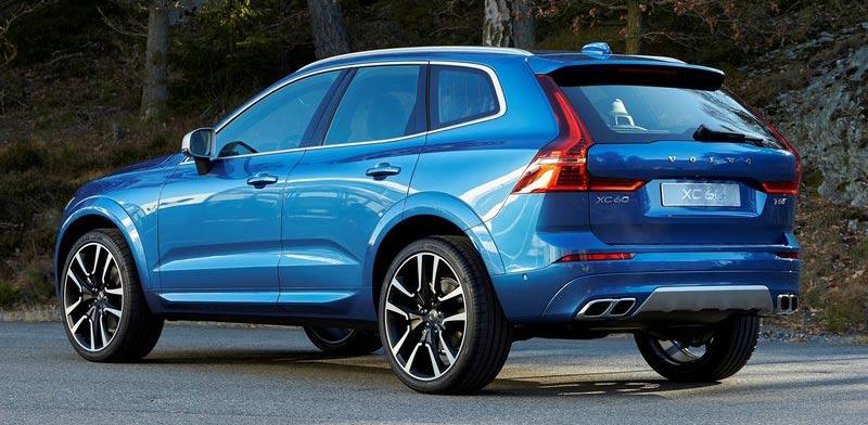 """Volvo XC60 2018 / צילום: יח""""צ"""