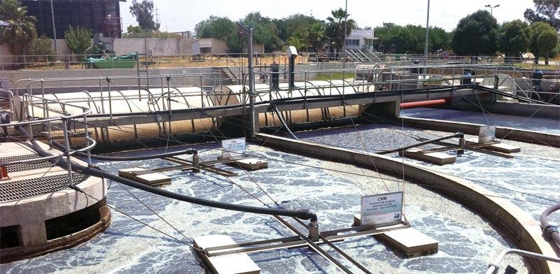 """סיפור מסריח: """"שיטת מצליח"""" של תאגידי המים"""