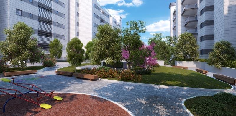"""דירות חדשות בפרויקטי תמ""""א הן עסקה מצוינת לרוכשים בלב העיר"""