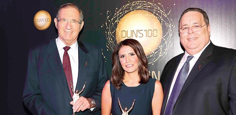 100 Dun's: הצמרת העסקית בוחרת את המובילים ופורצי הדרך