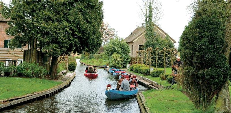 צפון הולנד / צילום: Shutterstock | א.ס.א.פ קריאייטיב