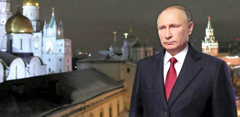 הדוב הרוסי שולח זרועות לכל מקום