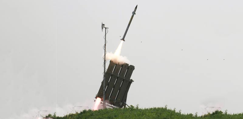 Iron Dome photo: Shaul Golan