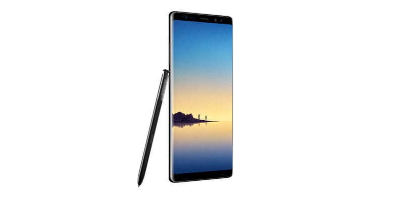 Samsung Note 8 Photo: PR