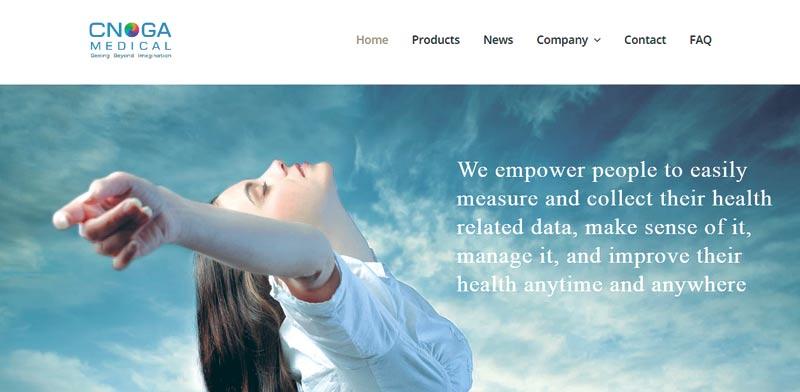 """האתר של Conga / צילום: יח""""צ"""