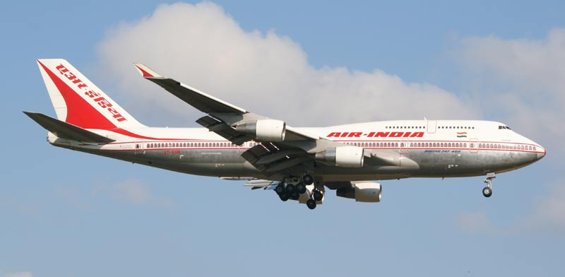 Air India Photo: ASAP Shutterstock