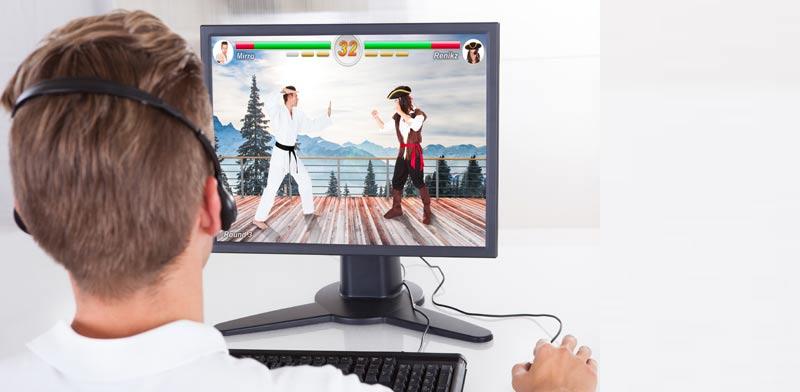 משחקי מחשב / צילום: צילומים: Shutterstock | א.ס.א.פ קריאייטיב