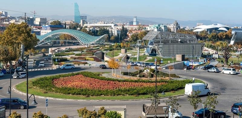 טביליסי בירת גאורגיה/ צילום:  Shutterstock/ א.ס.א.פ קרייטיב
