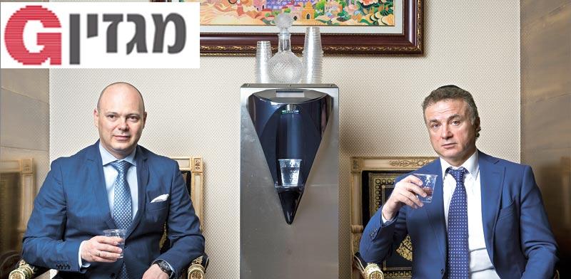 """היי-טק, נדל""""ן, יהלומים, אנרגיה ותקשורת: המיליארדר מיכאל מירילשווילי רוצה עכשיו להפיק מים מאוויר"""