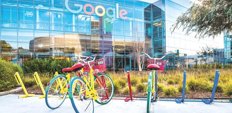 מטה גוגל בקליפורניה. הבכירים התלהבו מההמצאה / צילום:  Shutterstock/ א.ס.א.פ קריאייטיב