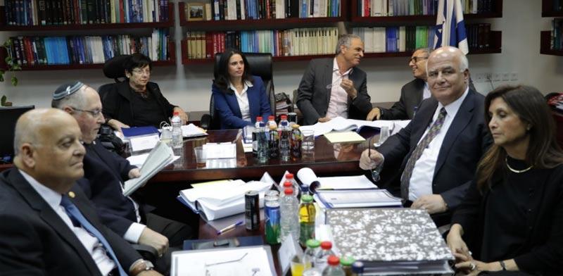 הוועדה לבחירת שופטים / צילום: יונתן זיידל