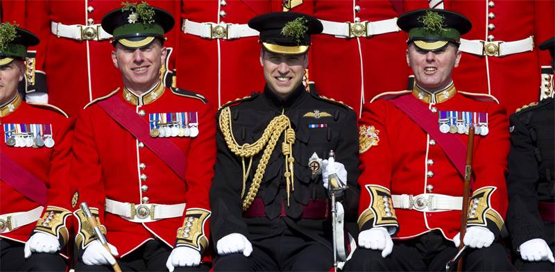 Prince William Duke of Cambridge  photo: Reuters