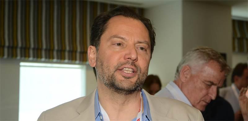 Prof. Luigi Zingales  photo: Eyal Izhar
