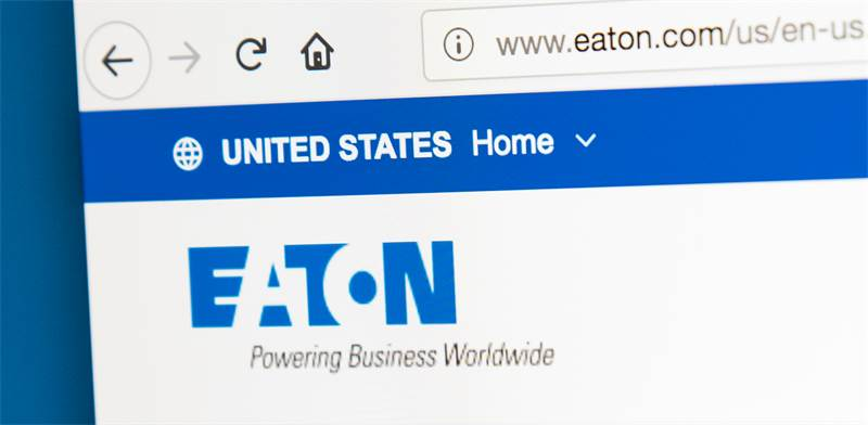Eaton Photo: Shutterstock
