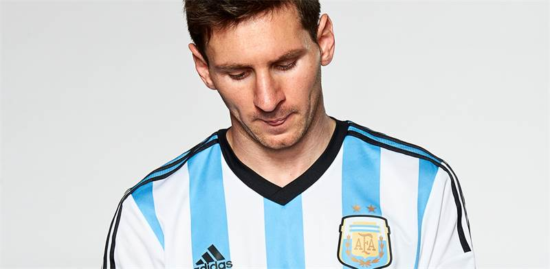 Lionel Messi Photo: PR