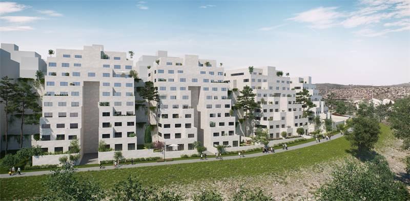 Rental homes in Jerusalem photo: 3division
