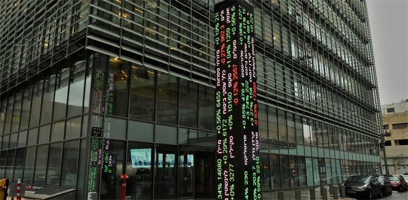 הבורסה לניירות ערך בתל אביב / צילום: איל יצהר