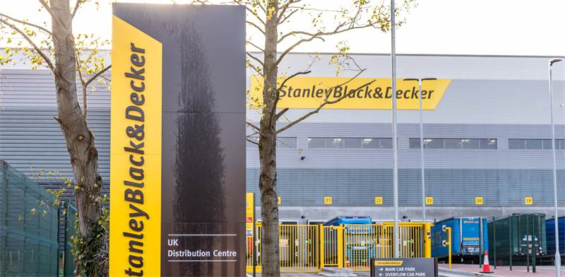 Stanley Black & Decker Photo: Shutterstock