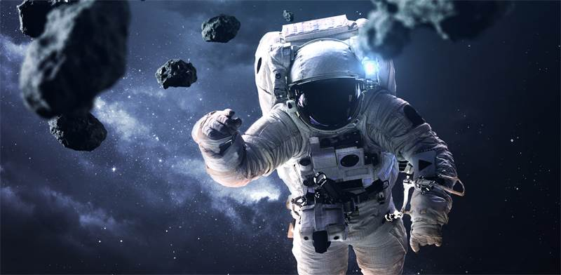 Outerspace Photo: Shutterstock