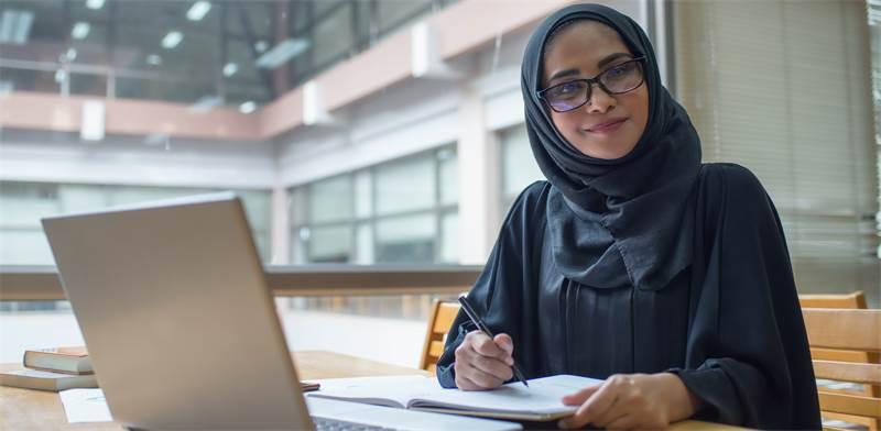 Arab women in the workforce Photo: Shutterstock