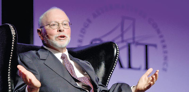 Paul Singer Photo: Reuters: Steve Marcus