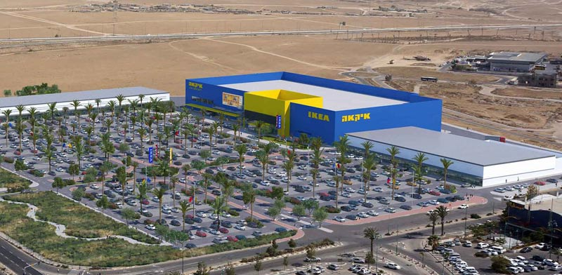 ikea to open beersheva store next month globes. Black Bedroom Furniture Sets. Home Design Ideas