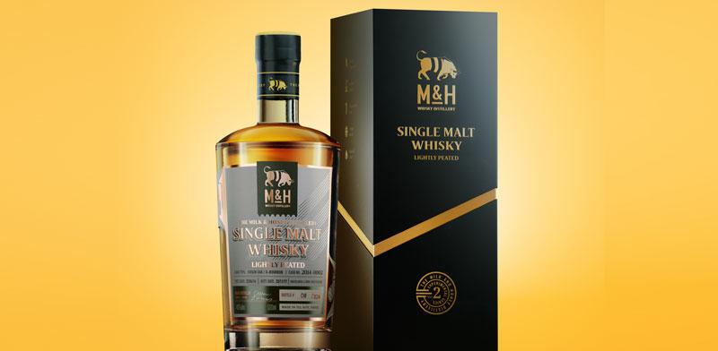 Milk & Honey whisky Photo: PR