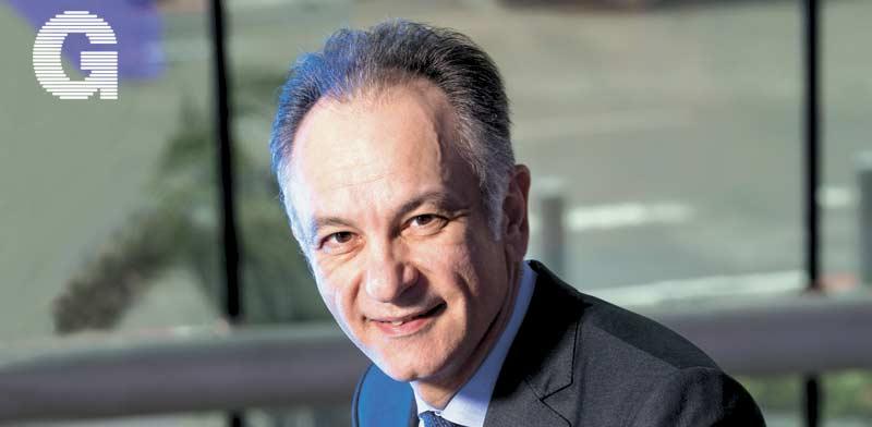 """גיום סרוטי, נשיא ומנכ""""ל כריסטיס / צילום: כפיר זיו"""