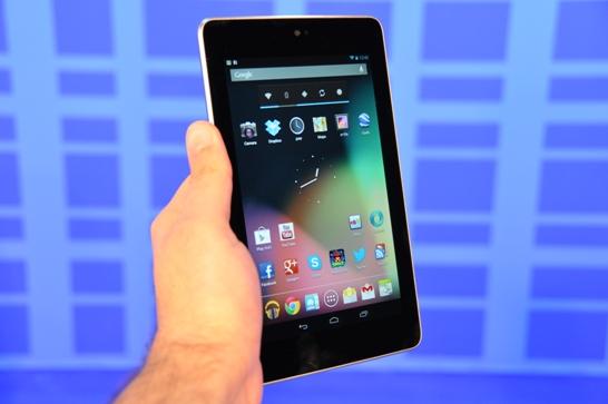 Google Nexus 7/ צלם: אביחי אפוטה