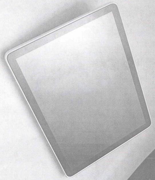 iPad prototype/ צילום מסך