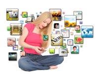 תרמילאית רשת  הייטק  גאדג'ט / צילום: Shutterstock
