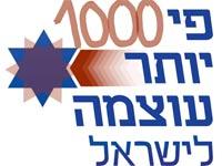 """עמוד הפייסבוק """"פי 1000 יותר עוצמה לישראל"""" / מתוך: צילום מסך פייסבוק"""