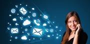 SMS, סמארטפונים, סלולר, הודעות טקסט / מתוך: שאטרסטוק   לשימוש בפידר בלבד!