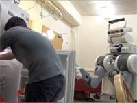 רובוט שמסוגל לנחש את הפעולות שלנו \ מתוך: צילום מסך יו טויב