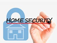 מצלמת אבטחה, אבטחה, בית מוגן / מתוך: שאטרסטוק לשימוש בפידר בלבד