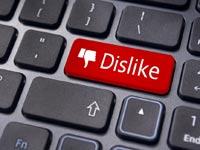דיסלייק, Dislike, פייסבוק / מתוך: שאטרסטוק