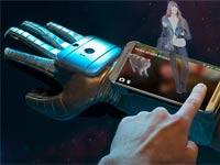 כפפת הסלולר של HTC  \ מתוך: צילום מסך HTC